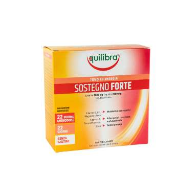 [Sostegno Forte Equilibra<sup>®</sup>  - 22 bustine - 176 g]