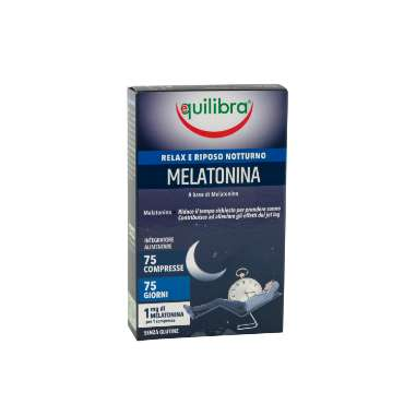 [Relax Giorno & Notte Equilibra<sup>®</sup>  - 50 compresse - 20, 5 g]