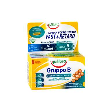 [Gruppo B Equilibra<sup>®</sup>  - 30 capsule - 15 g]