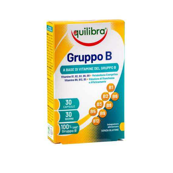 Gruppo B Equilibra<sup>®</sup>  - 30 capsule - 15 g