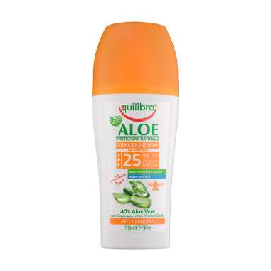 Aloe Spray Solare Spf 25 Equilibra<sup>®</sup> - Flacone spray da 150 ml